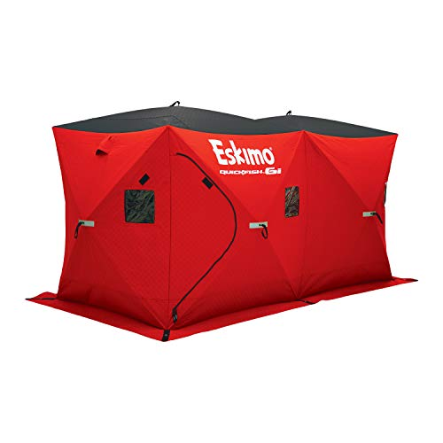 Best All Around Ice Fishing Shelter