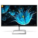 Philips 276E9QDSB 27' Frameless Monitor, Full HD 1920x1080 IPS, 75Hz, 124% sRGB & 93% NTSC, FreeSync, HDMI/DVI-D/VGA, VESA (Renewed)