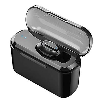 Amazon - Save 80%: Single Ear Wireless Headphones Mini Bluetooth Stereo Earpho…
