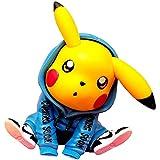 Figuras De Pokemon Juguete Modelo De Disfraz De Marea De Pokemon, Decoración De Coche Pikachu Juguete Muñeca De Juguete De Niños 10Cm