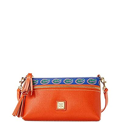 Dooney and Bourke Fla Tech Top Crossbody Gators Football