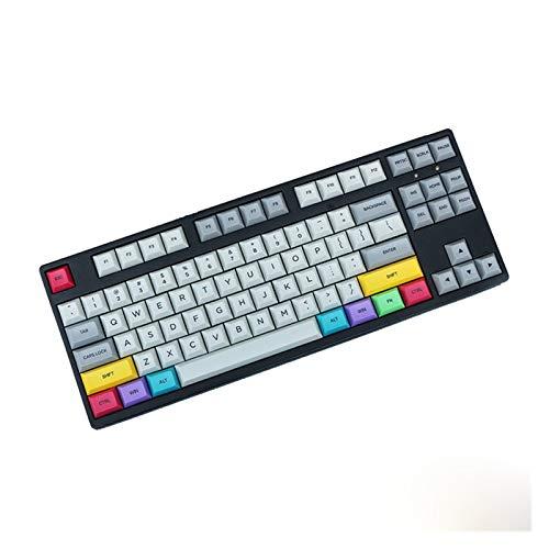 Accesorios para teclados tapa de tecla DSA perfil de color CMYK Dyesub PBT nombres de teclas CTRL tapa de tecla Set WIN ALT SHIFT teclado for juegos mecánicos tecla clave sólo venden tecla clave 29pcs