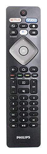 Philips NH800UP Android TV Remote Control for 43PFL5604/F7 50PFL5604/F7 50PFL5704/F7 55PFL5604 65PFL5604/F7