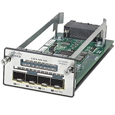 Cisco C3KX-NM-10G 3K X 10G Network Module