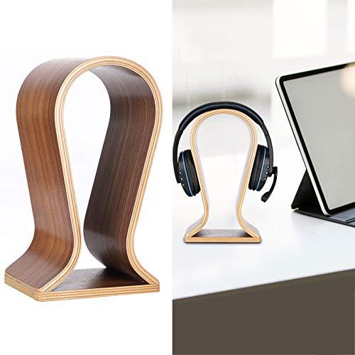 banapo Estante para Auriculares, Soporte para Auriculares Bluetooth, Soporte para Auriculares, para Estudios de oficinas en el hogar de los dormitorios