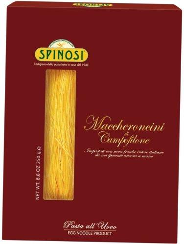 SPINOSI - Maccheroncini - Pasta - Eierbandnudeln