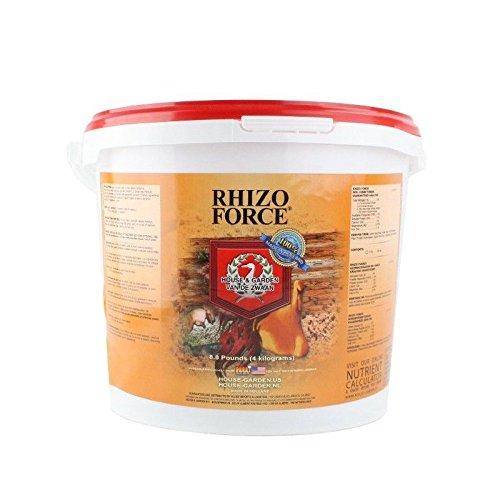 Fertilisant / Stimulateur pour la Culture House & Garden Rhizo Force (4kg)