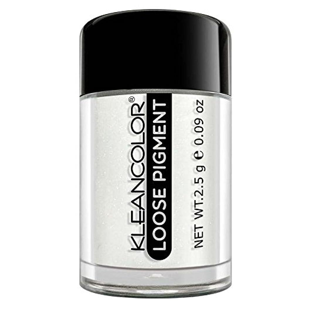 ドループ不幸カプラーKLEANCOLOR Loose Pigment Eyeshadow - Frosted Meringue (並行輸入品)