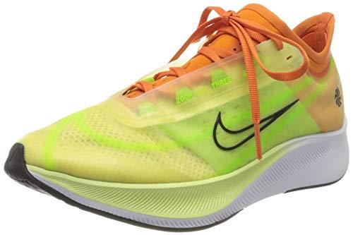 Nike Damen Zoom Fly 3 Rise Cross-Trainer, Schwarz (Weiß 100), 42.5 EU