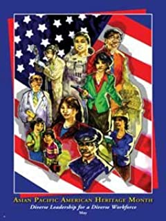 Asian Pacific American Heritage Month Poster (AP10)