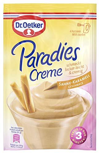 Dr. Oetker - Paradiescreme Sahne Karamell Dessert - 65g
