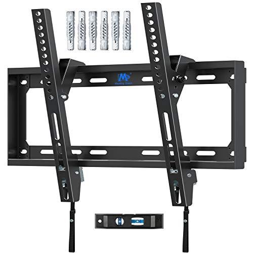 Mounting Dream Soporte TV Inclinable Soporte de Pared para la Mayoría 26–55 Pulgadas LED, LCD, OLED y Plasma Televisores de hasta VESA 400x400mm y 40kg, MD2268-MK-02