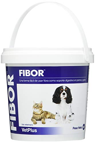 Fibor Fiber Supplement for Dog's and Cat's Gut Health