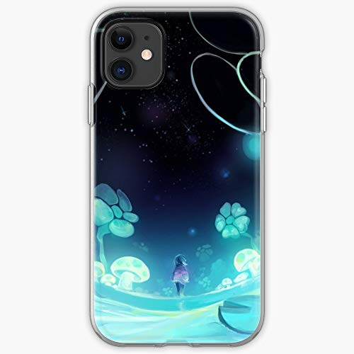 Lilypads Nature Undertale Steam Flowers Game Games Frisk Blue Video I Fancy - Phone Case for All of iPhone 12, iPhone 11, iPhone 11 Pro, iPhone 7/8 / 10 /SE 2020… Samsung Galaxy I Customize