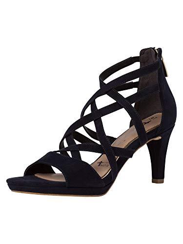 Tamaris Damen Sandalette 1-1-28076-34 805 normal Größe: 36 EU