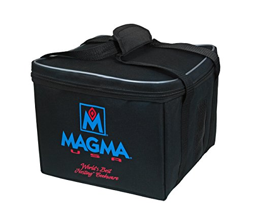 Magma A10-364 Padded Carry Case for Nesting Cookware Sets and...