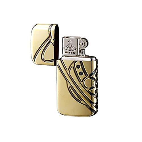 [ヴィヴィアンウェストウッド] ライター オイルライター BIG ORB正規品 新品 ゴールド(8