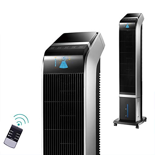 Axdwfd Industrial Mistventilator, torenventilator voor het huishouden, luchtkoeling, kleine ventilator, waterkoeling