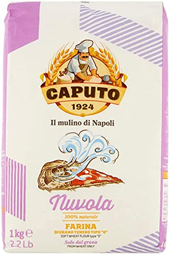 Farina Caputo Nuvola Kg. 1 - Cartone 10 Pezzi