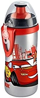 300 ml, sin BPA color rosa NUK 10255468 Junior Cup Vaso con boquilla extra/íble y tapa protectora