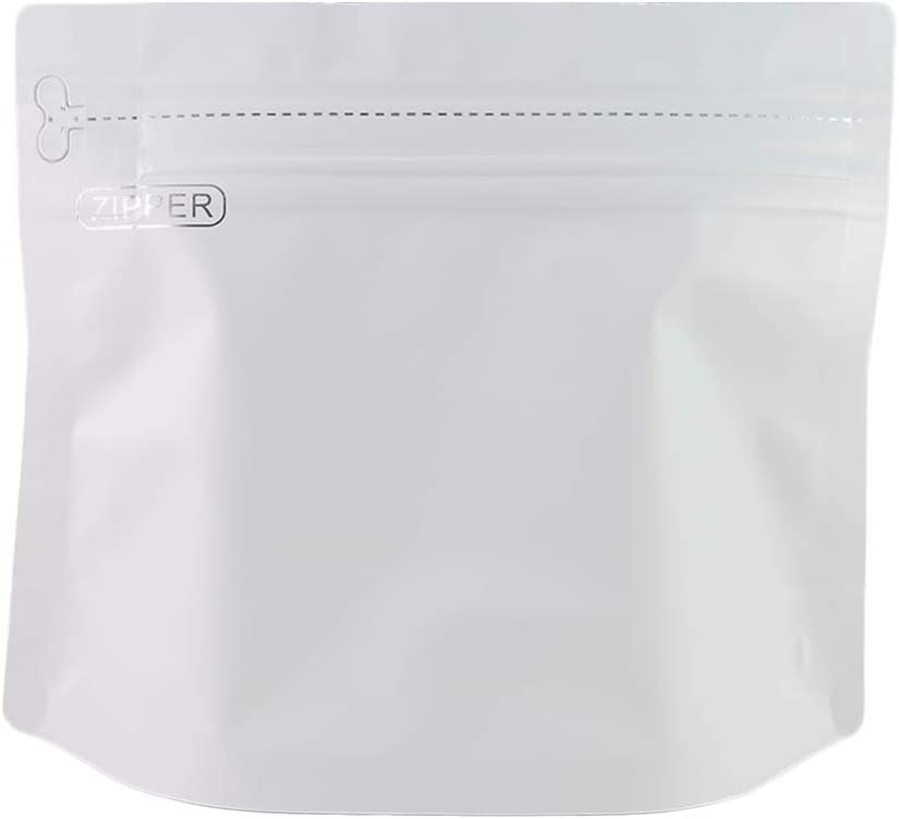 1dingdeals 25pcs Heat Sealable Double Foil Zip Sales of SALE items from new works Aluminum overseas Closure