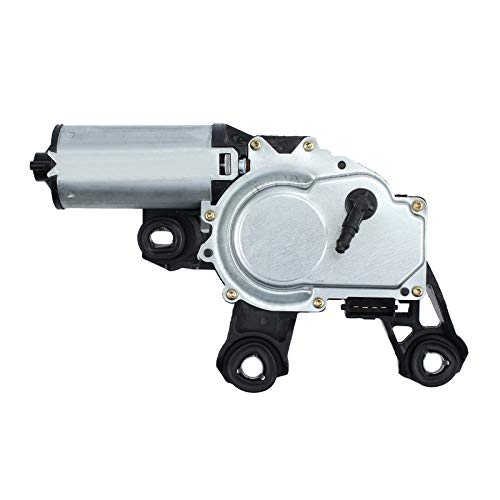 eSynic 1x Wischermotor Heckwischermotor Hinten 8L0955711 8L0955711A 8L0955711B 3B9955711