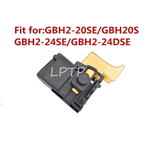 Corolado Spare Parts, Ac220-240V Hammer Switch Replacement for Bosch Gbh2-20Se/Gbh20S/Gbh2-24Se/Gbh2-24Se Electric Drill Hammer