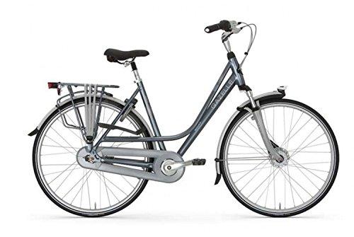 Citybike Hollandrad Gazelle Paris C7+ 28' 7-Gang von 2016, Rahmenhöhen:57;Farben:Wasserblau 316