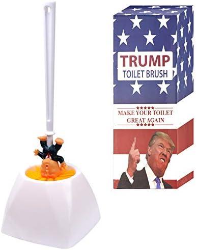 Top 10 Best trump toilet bowl brush Reviews
