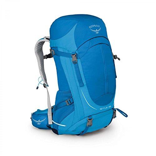 Osprey Damen Sirrus 36 Summit Blue Wanderrucksack blau Einheitsgröße