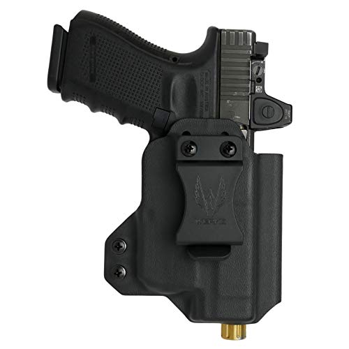Werkz M2 IWB Holster for Glock 19/19x/32/45 with Streamlight TLR-6 | Ambidextrous