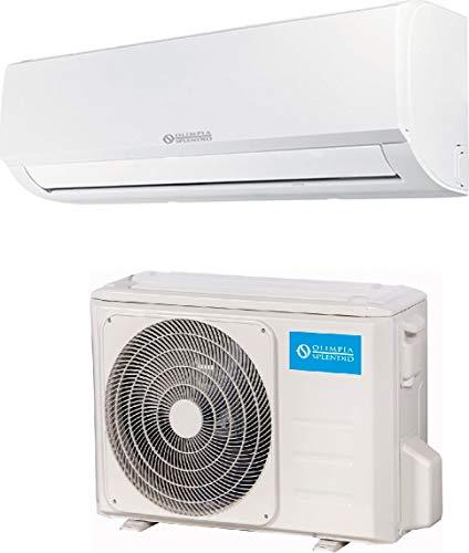 Olimpia Splendid OS-K/SEAPH10EI Climatizzatore Fisso 10000 BTU/h Wi-Fi Ready con Smartphone, Aryal S1 E Inverter 10 C, Classe Energetica A++/A+