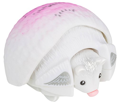 little live pets Ericito redondito Pinny, color blanco (Famosa 700013663)