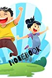 Notebook, motivational quets, 110 pages, blank 6x9: Motivational Notebook, Journal, Diary (110 Pages, Blank, 6 x 9)