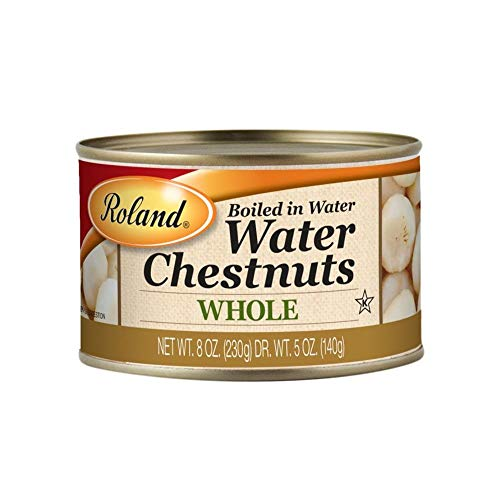 Roland Water Chestnuts, Whole