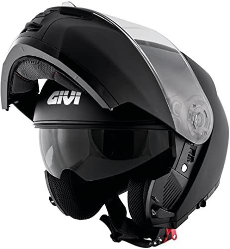GIVI X.20 Expedition Helmet Casco Nero opaco