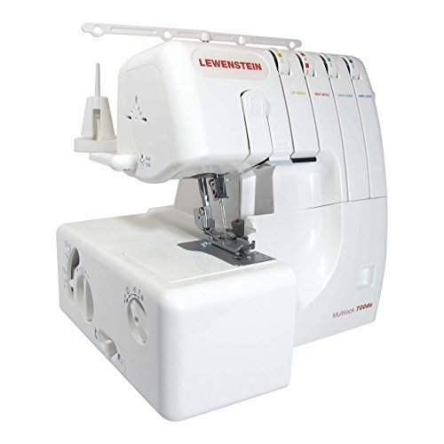 Lewenstein 700DE Remalladora/máquina Overlock