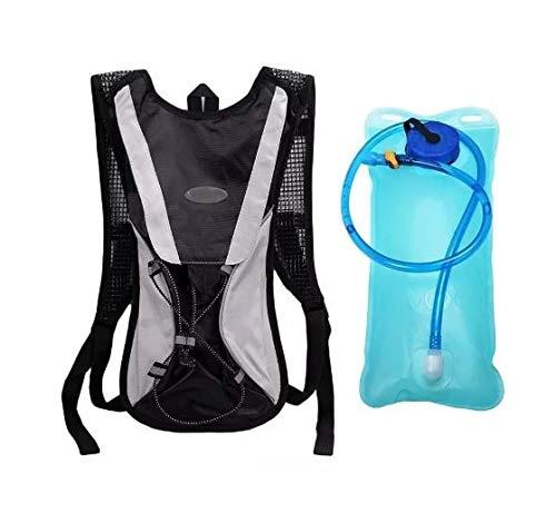 Mochila Hidratação Impermeável C/Bolsa D'água 2 Litros Bike