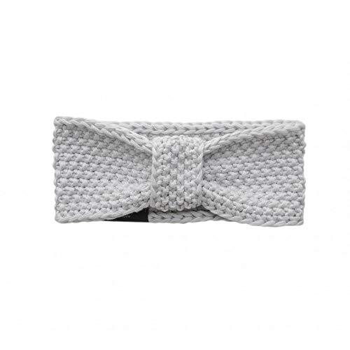 LULLALOVE Decke Krawatte für Mädchen, Größe S, Grau
