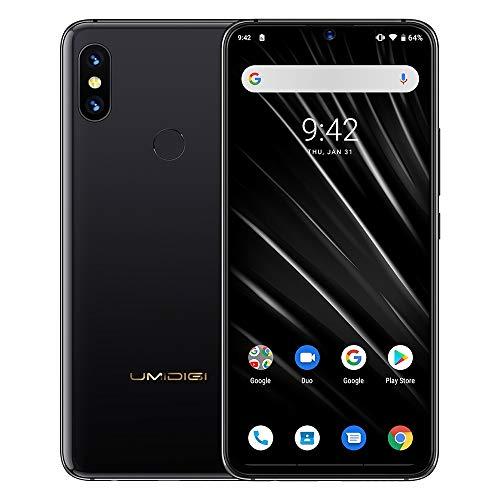 Mobile Phone CELINEZL UMIDIGI S3 Pro, appareil photo 48MP, Global Dual 4G, 6 Go + 128 Go, appareils photo du dos, batterie 5150mAh, identification du visage et des empreintes digitales, Android 6.3 MT