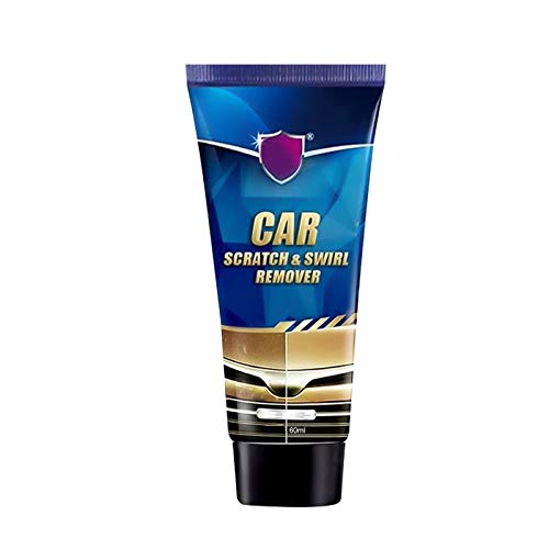 HHYSPA Car Scratch and Swirl Remover,Polish & Paint Restorer Car Scratch Repair Liquid Polishing Wax for Car Anti-Scratch Exterior Care Paint Sealant (60ml)