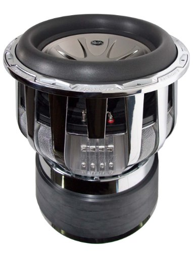"Earthquake HoleeS-15 15"" 15000 Watt / 7000 RMS Competition SPL/DB Drag Subwoofer"