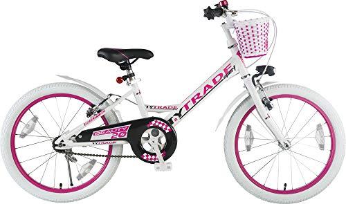 Orbis Bikes 20 Zoll Kinder MÄDCHEN Fahrrad MÄDCHENFAHRRAD KINDERFAHRRAD MÄDCHENRAD Bike Rad Rücktrittbremse Beauty PINK