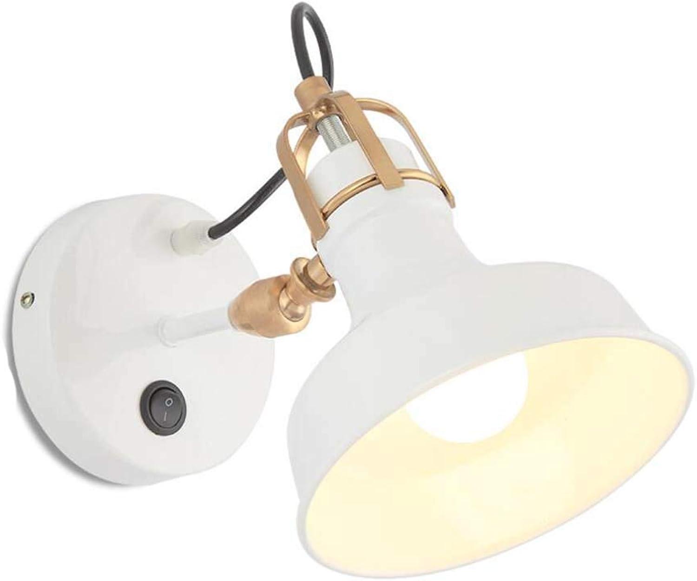 Retro Einfache Led Wandleuchte Wohnzimmer Schlafzimmer Nachttischlampe Badezimmer LED Spiegelleuchten YDYG