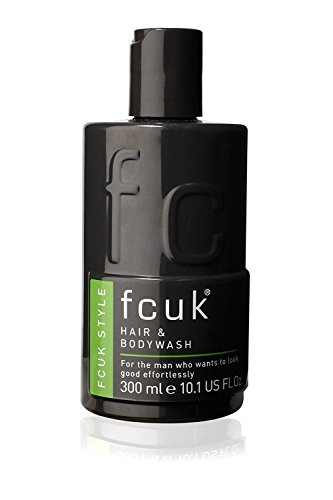 Fcuk Style - High Performance Hair & Body Wash 300ml