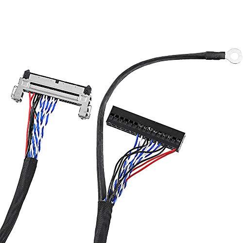 BliliDIY Ax066B001F 1Ch Linea Schermo Da 8 Bit Per Cavo Schermo V59 Da 32 Pollici Hitachi Lcd Driver Board