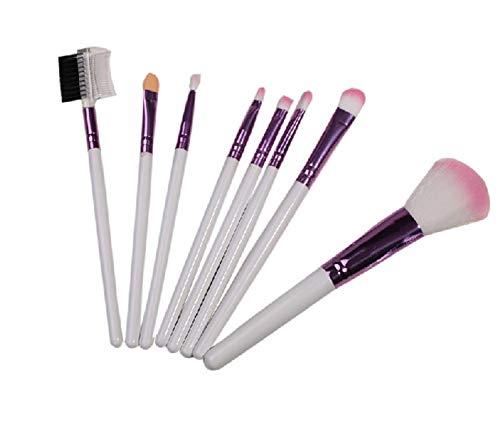Utensilios y accesorios Sets de brochas Set_Spot Maquillaje de 8 letras, maquillaje de color rosa, cepillo de maquillaje, Ebay, Aliexpress, Amazon