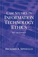 Best case studies in information technology ethics Reviews