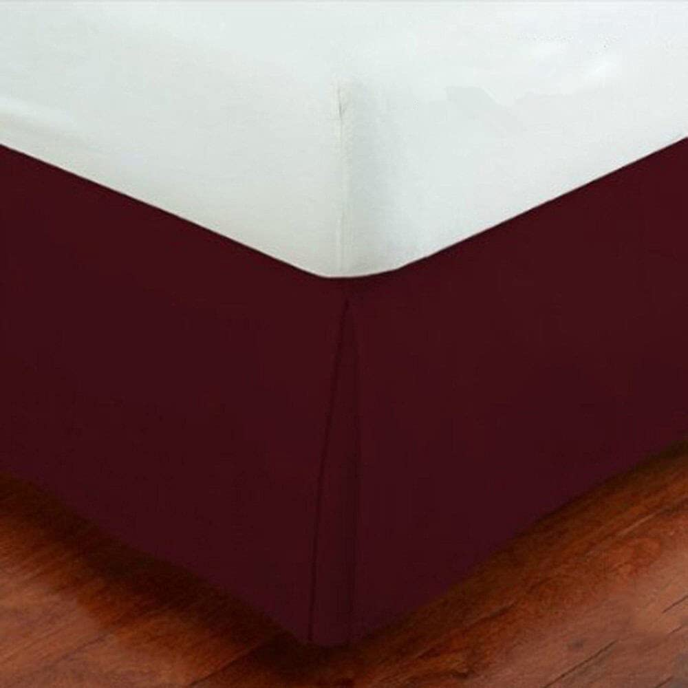 ELJZF Bed Ranking TOP4 Skirt Fresh Comfortable Bedding S New color Tailored Pleated