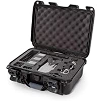 Nanuk 915 Waterproof Hard Case with Insert for DJI Mavic Air 2 Fly More Combo (Black)